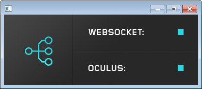 Oculus Websocket Bridge