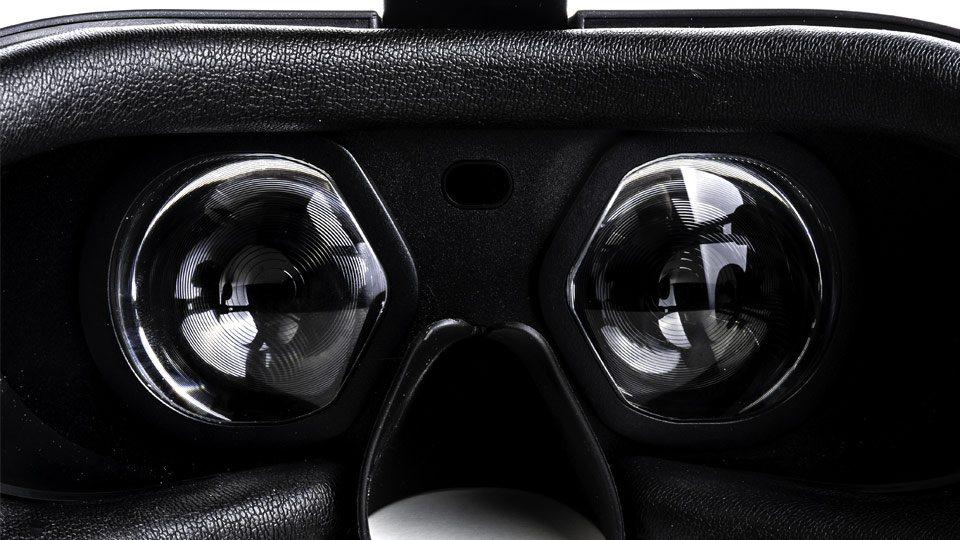 Gafas de Realidad Virtual WebVR