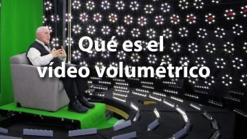 Que es el video volumetrico
